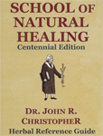 School of Natural Healing Book