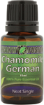 Chamomile German Essential Oil .5 oz.