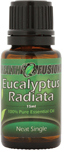 Eucalyptus Radiata Essential Oil .5 oz.