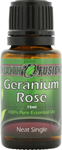 Geranium Rose Essential Oil .5 oz.