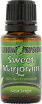 Marjoram (Sweet) Essential Oil .5 oz.