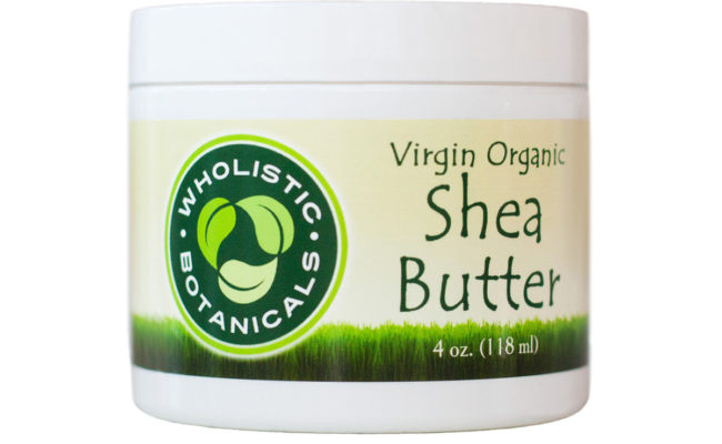 Virgin Organic Shea Butter