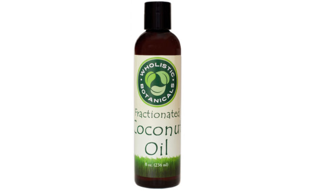 Fractionated Coconut Oil 8 oz.