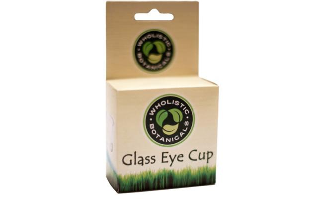 Glass Eye Cup