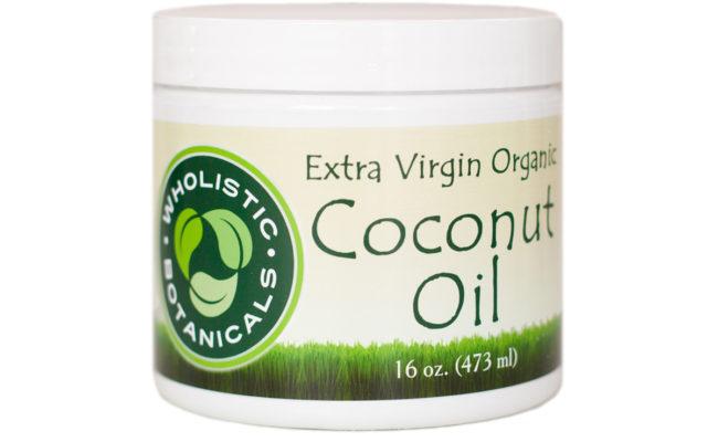 Extra Virgin Organic Coconut Oil 16 oz.